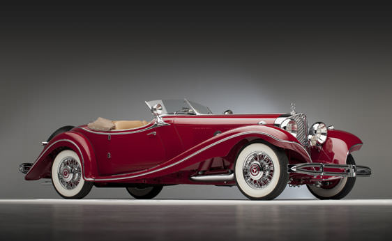1935 Mercedes Roadster