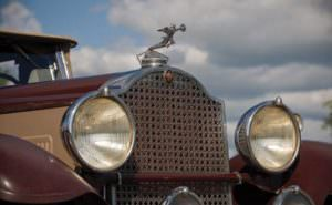 1931 Packard Model 833 Dual Cowl Phaeton Front Grill