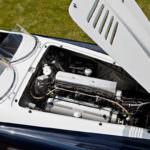 1953 Ferrari 340 MM Spider Engine