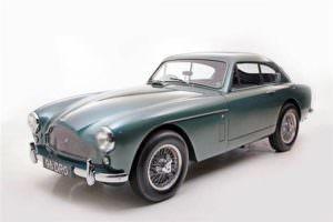1958 Aston MArtin DB MKII Coupe