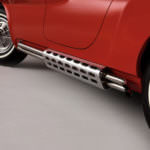 1960 Plymouth XNR Exhaust Pipes