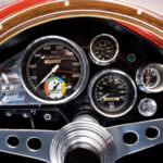 1960 Plymouth XNR Dashboard