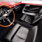 1960 Plymouth XNR Interior