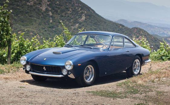 1963 Ferrari 250 GT Lusso Berlinetta