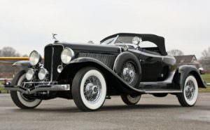 1932 Auburn V12 Speedsteer