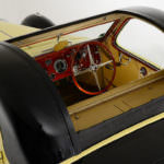 1936 Bugatti Type 57 Atalante Roll Back Roof