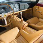 1957 Ferrari 410 Superamerica Interior