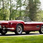 1960 Ferrari 250 GT LWB Alloy California Spider Competizione