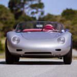 1960 Porsche RS60 Front View