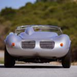 1960 Porsche RS60 Rear View