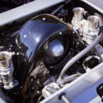 1960 Porsche RS60 Engine
