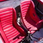 1960 Porsche RS60 Interior
