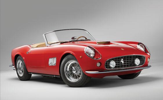 1962 Ferrari 250 GT SWB California Spyder