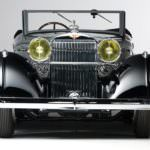 1935 Hispano-Suiza K6 Cabriolet Front