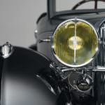 1935 Hispano-Suiza K6 Cabriolet Headlight