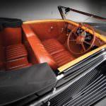 1935 Hispano-Suiza K6 Cabriolet Interior