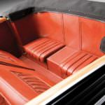 1935 Hispano-Suiza K6 Cabriolet Backseat