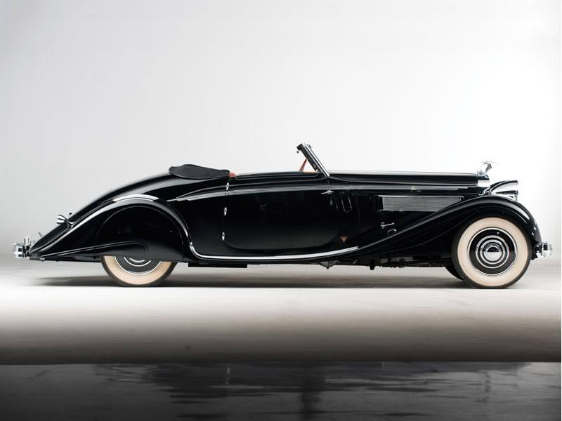 1935 Hispano-Suiza K6 Cabriolet
