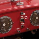 1950 Ferrari 166 MM Barchetta Dashboard