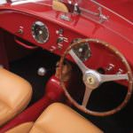 1950 Ferrari 166 MM Barchetta Front Dash