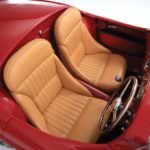 1950 Ferrari 166 MM Barchetta Interior