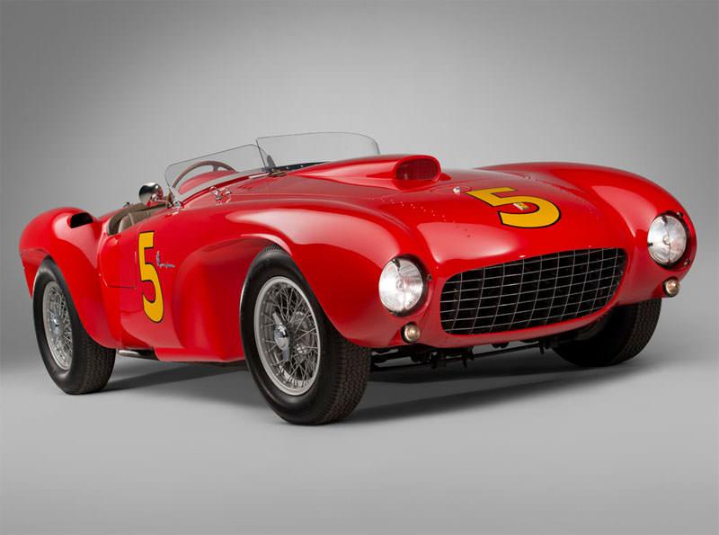 1953 Ferrari 375 MM Spider by Pinin Farina