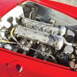 1954 Ferrari 500 Mondial Engine