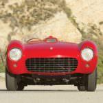 1954 Ferrari 500 Mondial Front View
