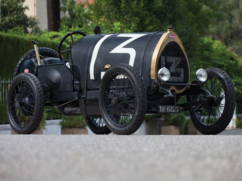 1928 Bugatti Type 23