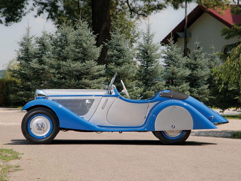 1937 BMW 319