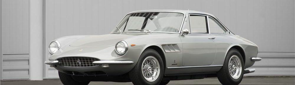 1966 Ferarri 330 GTC