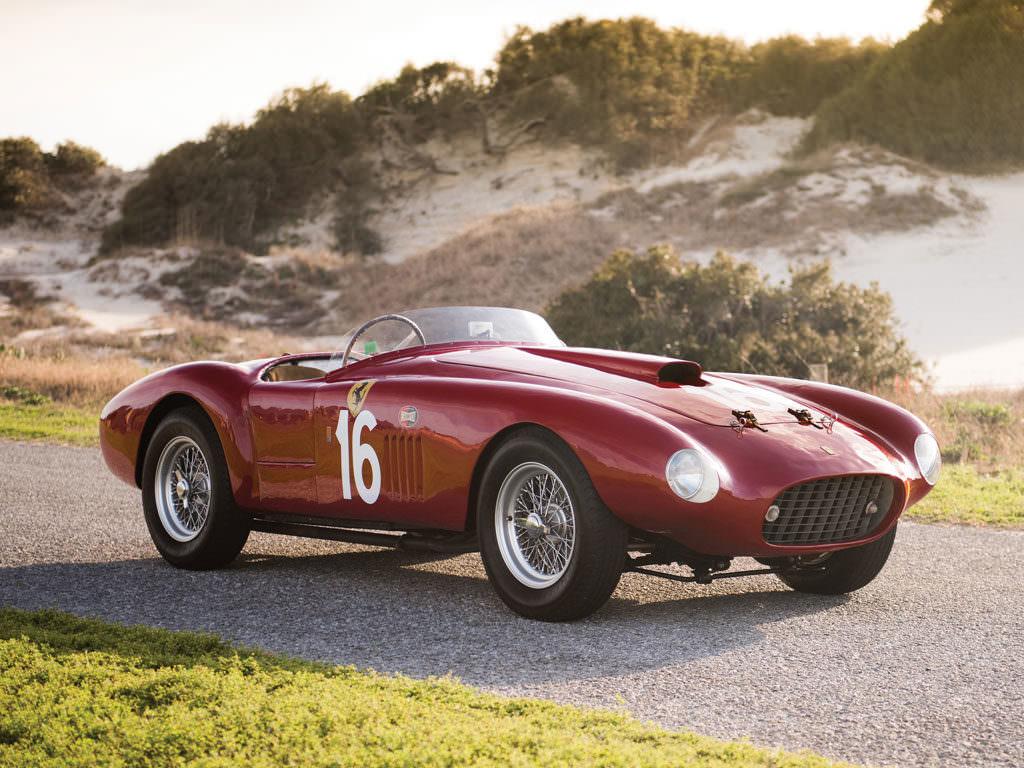 1950 Ferrari 275 S/340 America Barchetta