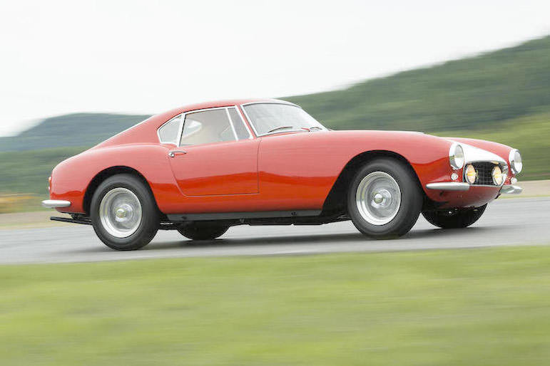 1959 Ferrari 250 GT Interim Coupe