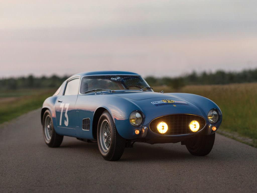 1956 Ferrari 250 GT Tour de France