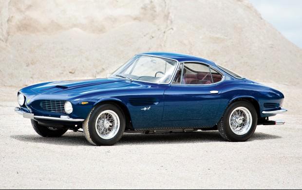 1962 Ferrari 250 GT SWB Coupe