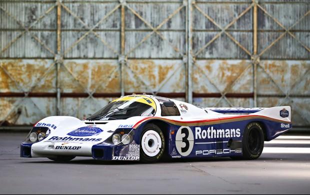 1982 Porsche 956 Coupe
