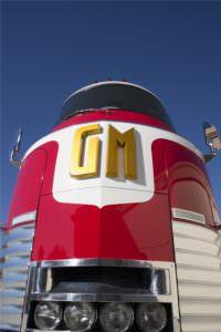 GM Futurliner Front